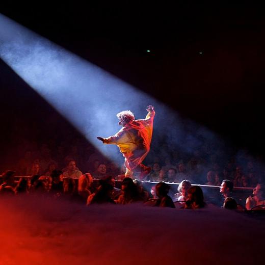Cirkuszban kezdődik a Nemzeti Színház idei fesztiválja